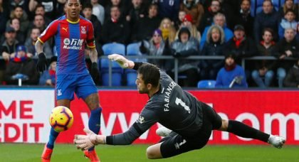 Rice in awe of West Ham keeper following his performaces this season