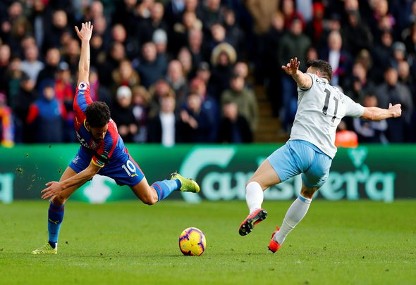 Three things learned about West Ham v Palace