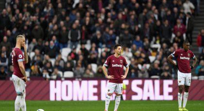 West Ham given Nasri ultimatum