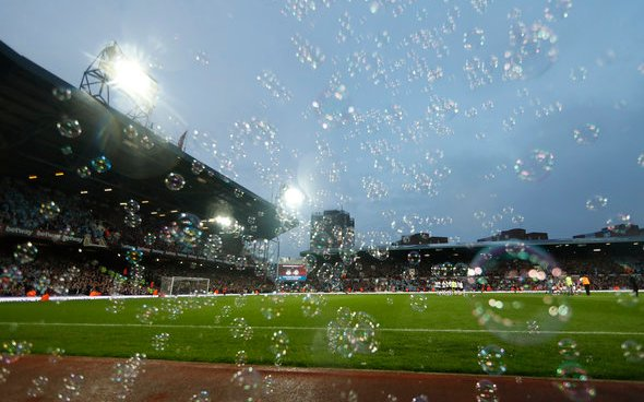 Image for West Ham fans of Twitter on final Boleyn game replay