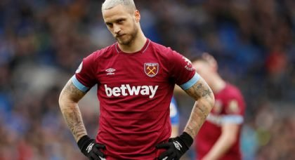 Inter want Arnautovic