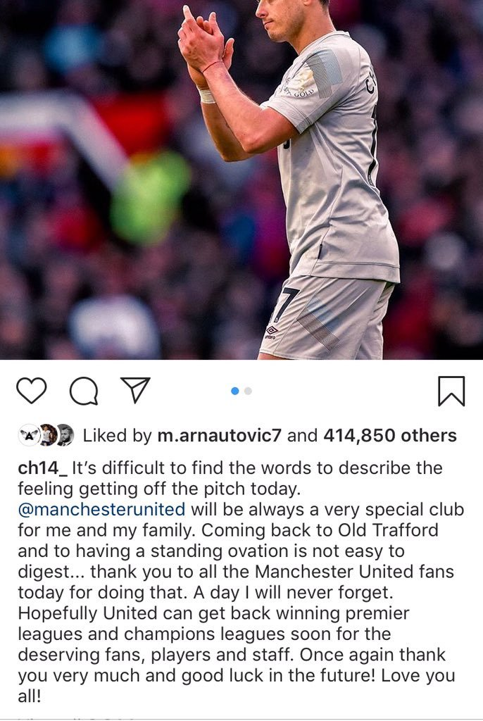 Real Madrid star sends Instagram message to West Ham player
