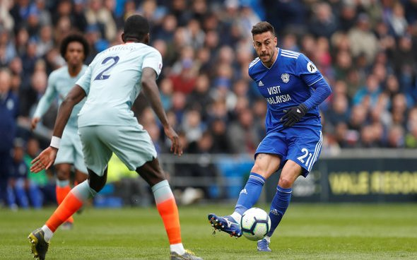 Image for West Ham look to pounce on cut price Camarasa deal