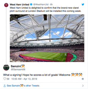 'Speechless', 'Great news' - Some West Ham fans react hilariously to official announcement