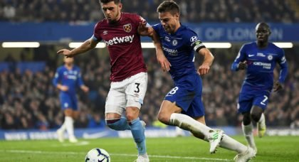 West Ham open to selling £8m-rated player this summer
