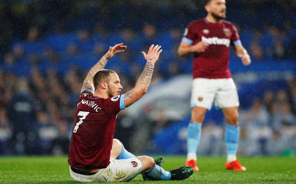 Image for West Ham set to sell Arnautovic for compromise fee