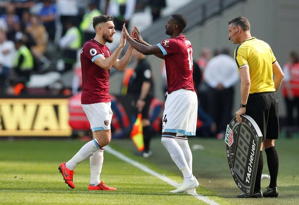West Ham demand £10m for Obiang