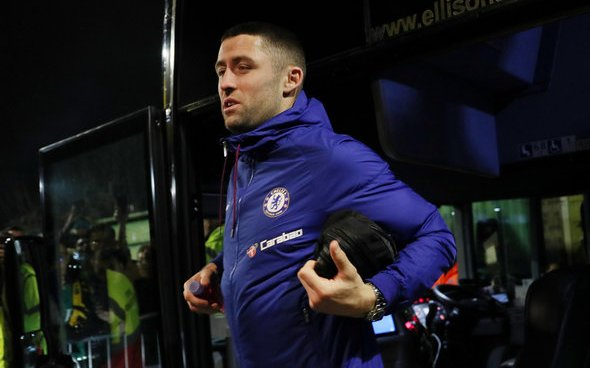Image for West Ham fans back move for Cahill