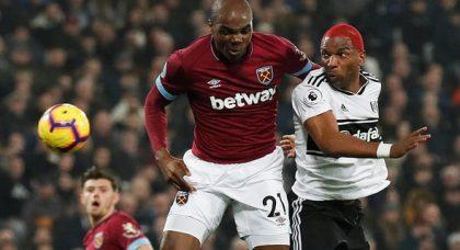West Ham fans slam Ogbonna
