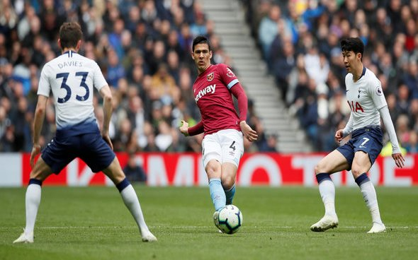 Image for Balbuena absence explained