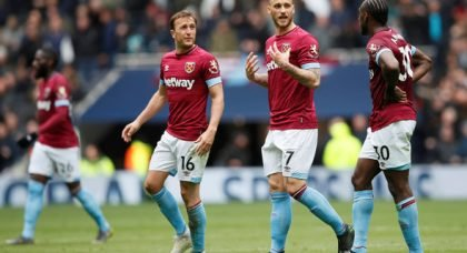 West Ham fans react to Arnautovic exit rumours