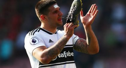 West Ham fans will be concerned as Everton enter Mitrovic picture