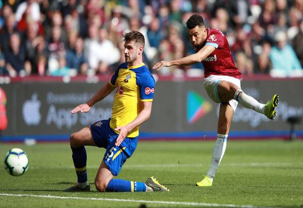 Image for West Ham in injury quartet worry