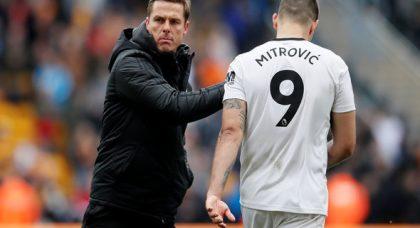 Mitrovic will let Fulham decide his future