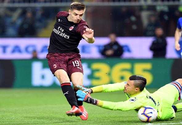 Image for West Ham should scout Audero according to talkSPORT