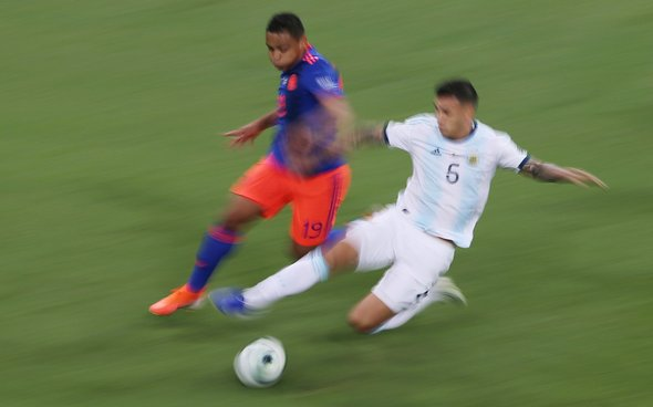 Image for Luis Muriel potentially a plan B for West Ham