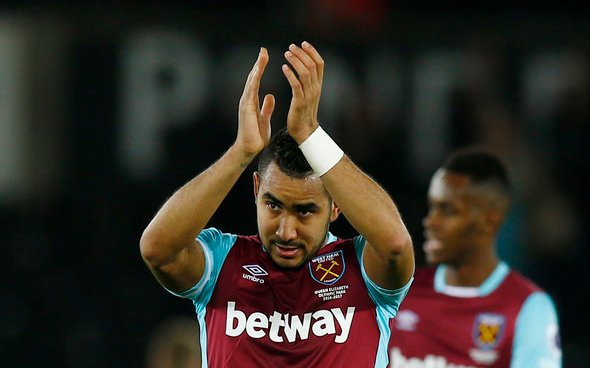 Image for West Ham fans go wild for Payet video