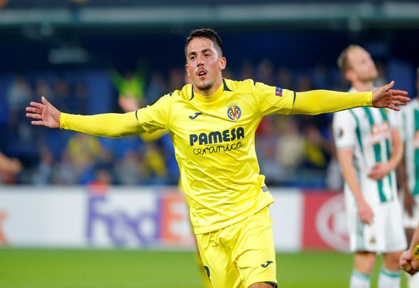 Aston Villa made late play for Fornals