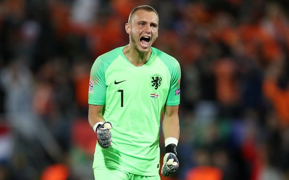 Image for Cillessen move would make no sense