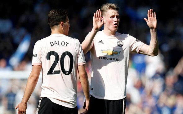 Image for West Ham not keen on McTominay