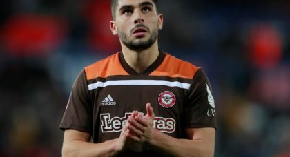 West Ham fans react to latest on Maupay pursuit