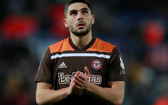 Image for West Ham ready big pay hike, five year deal for Maupay