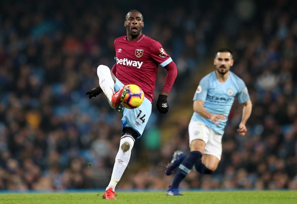West Ham fans react to Obiang nearing Sassuolo move