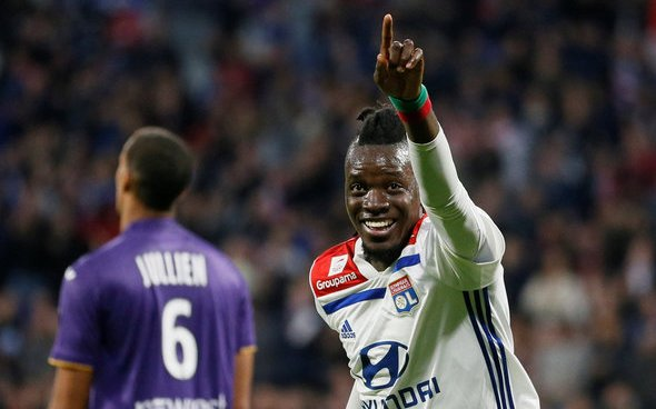 Image for West Ham ask Lyon about loan to buy for Traore