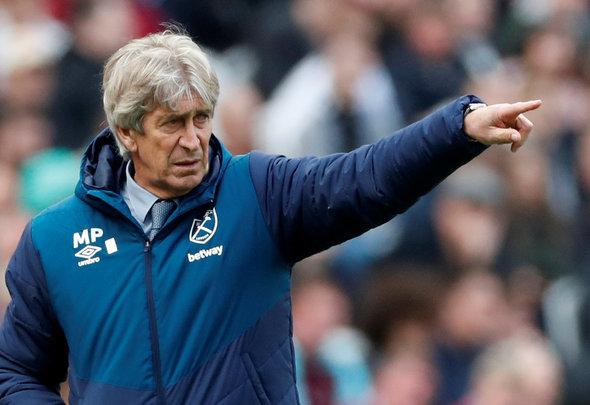West Ham set to make number of changes