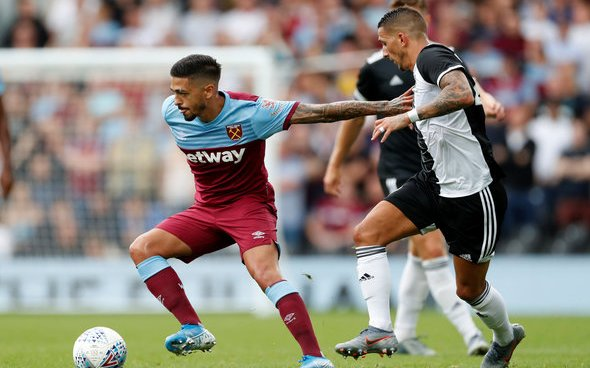 Image for Gold sends message about Lanzini
