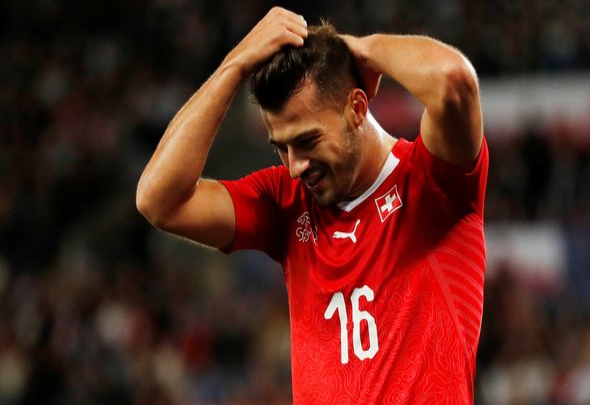 Image for West Ham fans react to Ajeti v Georgia