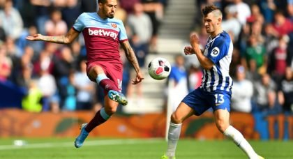 West Ham ready to offer £90,000-a-wk deal to Lanzini
