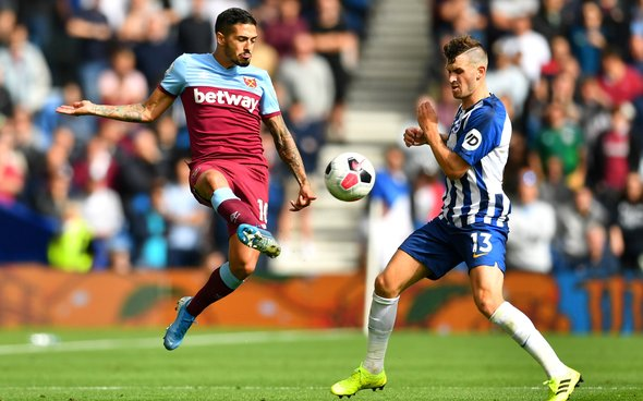 Image for Lanzini contract talks to take place in London this week