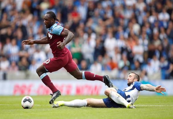 Image for West Ham to take up Antonio option