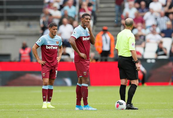 Haller and Anderson set to return v Watford