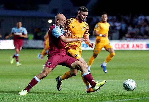 Image for Zabaleta must get chance v Norwich