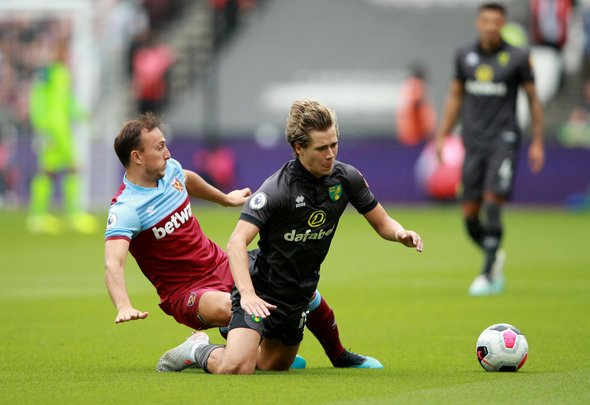 Paul Merson Says West Ham are Lost Without Mark Noble On The Pitch