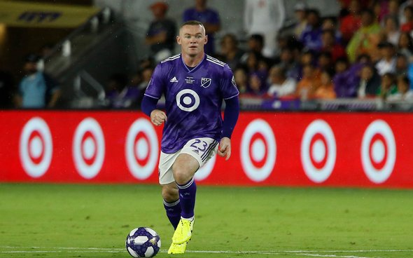 Image for West Ham fans would be happy with Rooney – Saunders