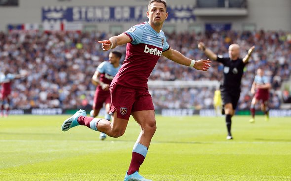 Image for Hernandez reveals what he told Sevilla about West Ham exit