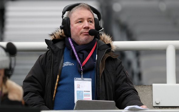 Image for McCoist predicts Everton to beat West Ham