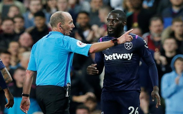 Image for West Ham fans don't want to see Arthur Masuaku against Southampton