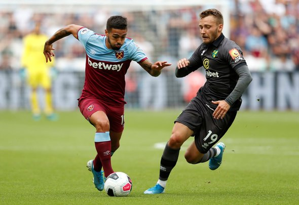 Mills: Lanzini injury is a blow for West Ham