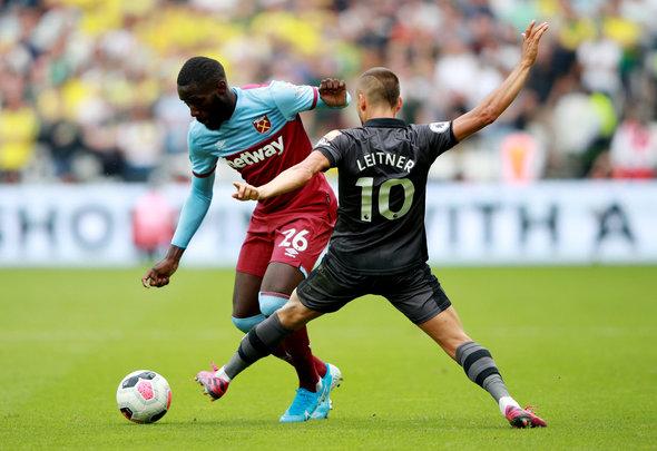 Image for Masuaku happy at West Ham