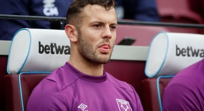 West Ham trio face fitness test before Spurs clash