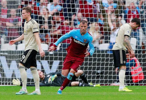 Image for West Ham fans react to Andriy Yarmolenko's return