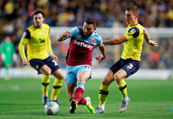 Sanchez and Snodgrass set to stay at West Ham past January