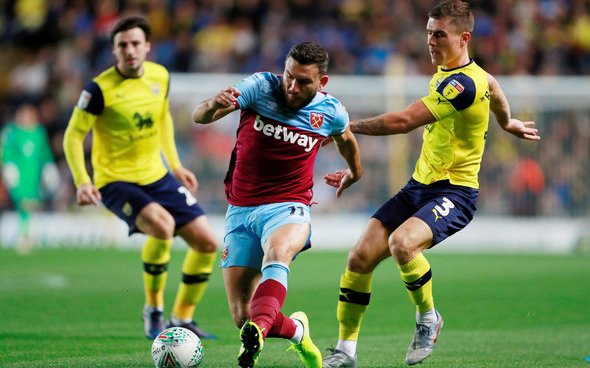 Image for Snodgrass could easily return to Leeds in January