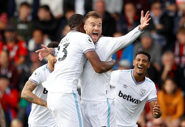 Image for Cottee: Yarmolenko will be vital v Everton