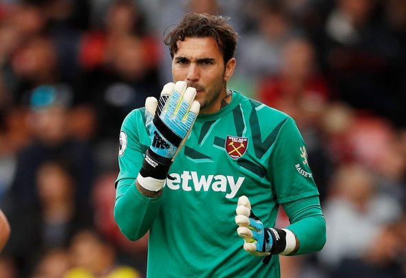 West Ham may not have watched Roberto