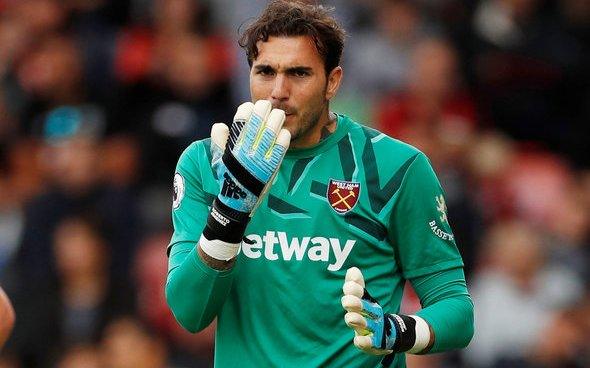 Image for West Ham fans surely buzzing with Roberto report